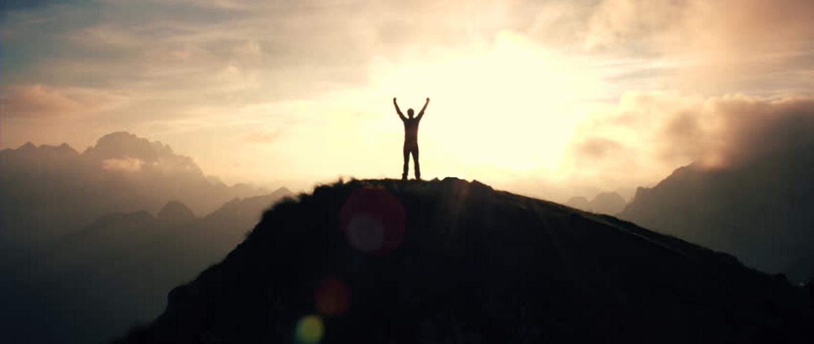 La evidencia de que puedes vencer<br />al pecado es que, a veces, lo vences.